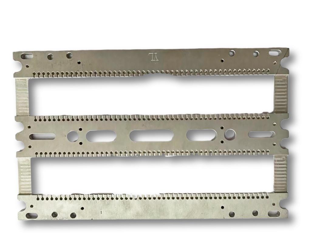 最大限度防止铝件变形